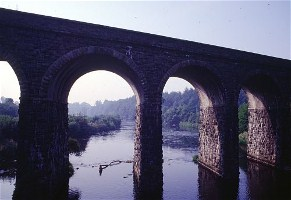 Brücke Randelstown Irland